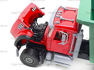 Игрушечная машина «Самосвал», 5855А, магазин игрушек