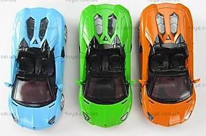 Игрушечная машинка Lamborgini Aventador, 67320