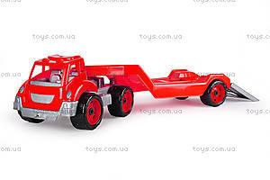 Игрушечная машинка «Автовоз», 3923, детские игрушки