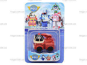 Игрушечная машинка из м/ф «Робокар Поли», РО16501, игрушки