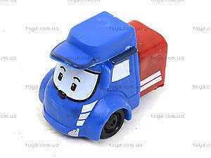 Игрушечная машинка из м/ф «Робокар Поли», РО16501, детские игрушки