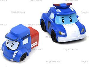 Игрушечная машинка из м/ф «Робокар Поли», РО16501, toys.com.ua