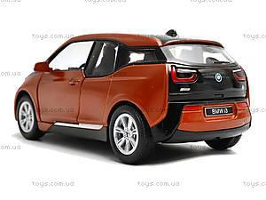 Игрушечная модель джипа BMW I3, KT5380W, toys