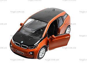 Игрушечная модель джипа BMW I3, KT5380W, іграшки
