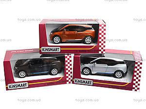 Игрушечная модель джипа BMW I3, KT5380W, Украина
