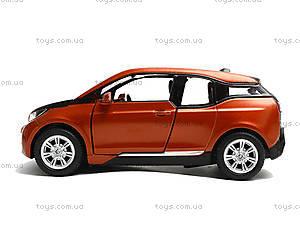 Игрушечная модель джипа BMW I3, KT5380W, доставка