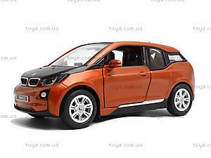 Игрушечная модель джипа BMW I3, KT5380W, набор