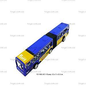 Игрушечная модель «Городской автобус», 367-1