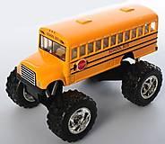 """Игрушечная модель """"SCHOOL BUS (BIG WHEEL)"""" , KS5108W, купить"""