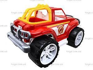 Игрушечная пожарная машина для детей, 3541, фото