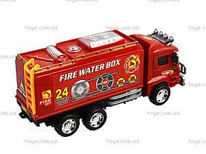 Игрушечная пожарная машина Fire, 128-34, toys