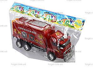 Игрушечная пожарная машина Fire, 128-34, іграшки