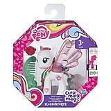 Игрушечная пони-модница с блестками, B0357, купить