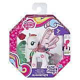 Игрушечная пони-модница с блестками, B0357, фото