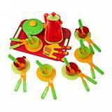 Игрушечная посуда, 04-425, отзывы