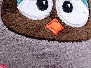 Игрушечная сова «Чудасик», К360Н, игрушки