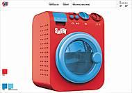 Игрушечная стиральная машина Smart, 1684020, фото