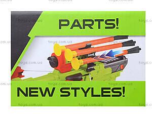 Игрушечная винтовка со стрелами на присосках, 881-01, фото