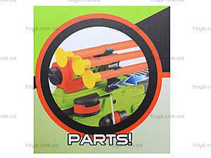 Игрушечная винтовка со стрелами на присосках, 881-01, отзывы