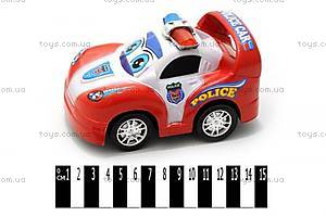 Игрушечная инерционная машина «Полиция», 919-92