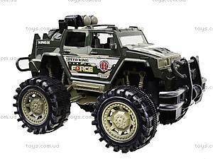 Игрушечная инерционная машина «Военный джип», 364D, купить