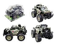 Игрушечная инерционная машина «Военный джип», 364D