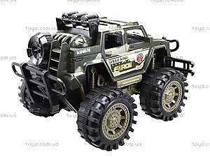 Игрушечная инерционная машина «Военный джип», 364D, игрушки