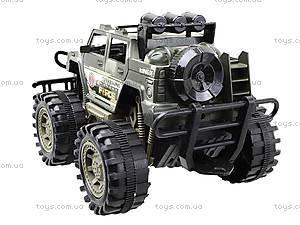 Игрушечная инерционная машина «Военный джип», 364D, магазин игрушек