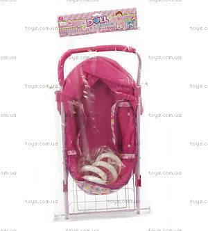 Игрушечная зимняя коляска для куклы, 8826N448231, купить