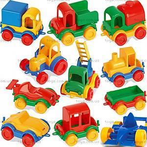 Игрушечное авто «Kid cars» 12 шт, 39243