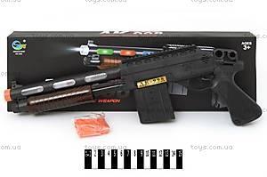 Игрушечное детское ружье, АК-998