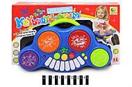 Игрушечный музыкальный инструмент «Пианино», BB358, отзывы