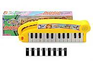 Игрушечное пианино «София», 882-2
