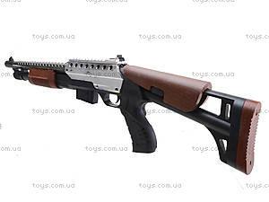 Игрушечное ружье на пульках для детей, 515-09B2, фото