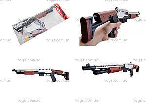 Игрушечное ружье на пульках для детей, 515-09B2