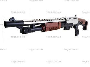 Игрушечное ружье на пульках для детей, 515-09B2, цена
