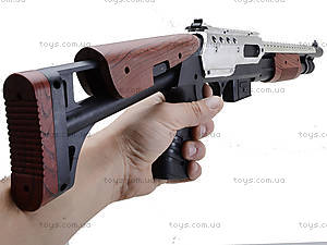 Игрушечное ружье на пульках для детей, 515-09B2, игрушки