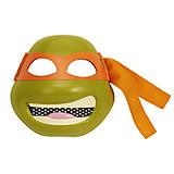 Игрушечное снаряжение Черепашки-ниндзя «Маска Микеланджело», 92154, детские игрушки