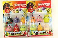 Игрушечные герои Angry Birds, 2 вида, 89701, toys.com.ua