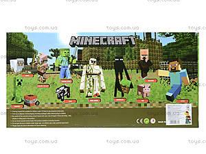 Игрушечные герои Minecraft, 7 штук, 14143, фото