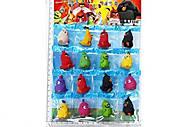 Игрушечные герои «Злые птички», 300, купити