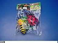 Игрушечные Животные «Насекомые», F8322, отзывы