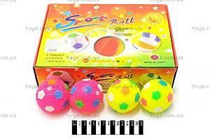Игрушечные мячики со световым эффектом, 3388U