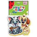 Игрушечные пазлы Cat-Dog, RK1101-02, купить