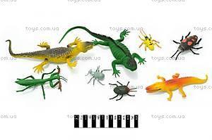 Игрушечные рептилии, F833