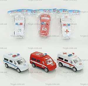 Игрушечный автобус «Пожарная охрана», R366-10, магазин игрушек
