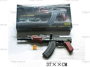 Игрушечный автомат «АК» под пули, TS45A