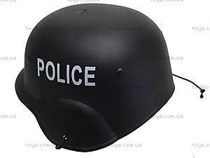 Игрушечный автомат с каской Police, 566A, отзывы