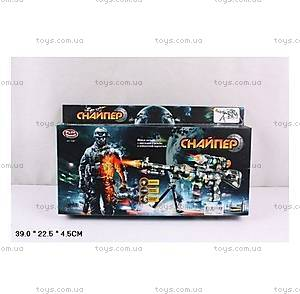 Игрушечный автомат «Снайпер», 7336
