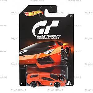 Игрушечный автомобиль серии Gran Turismo Hot Wheels, DJL12, купить